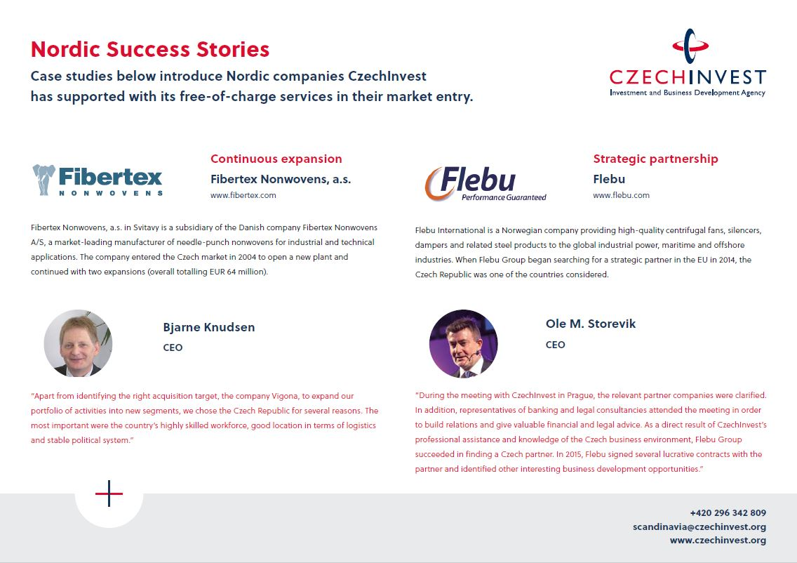 Nordic Success Stories